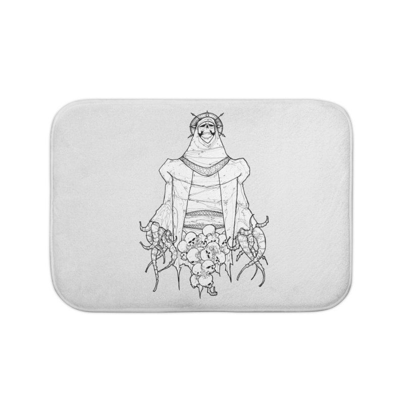 Preaching to Chiors Home Bath Mat by Katiecrimespree's Ye Olde Shirt Shoppe