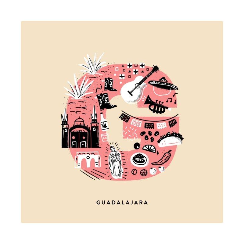 Guadalajara by Katie Lukes