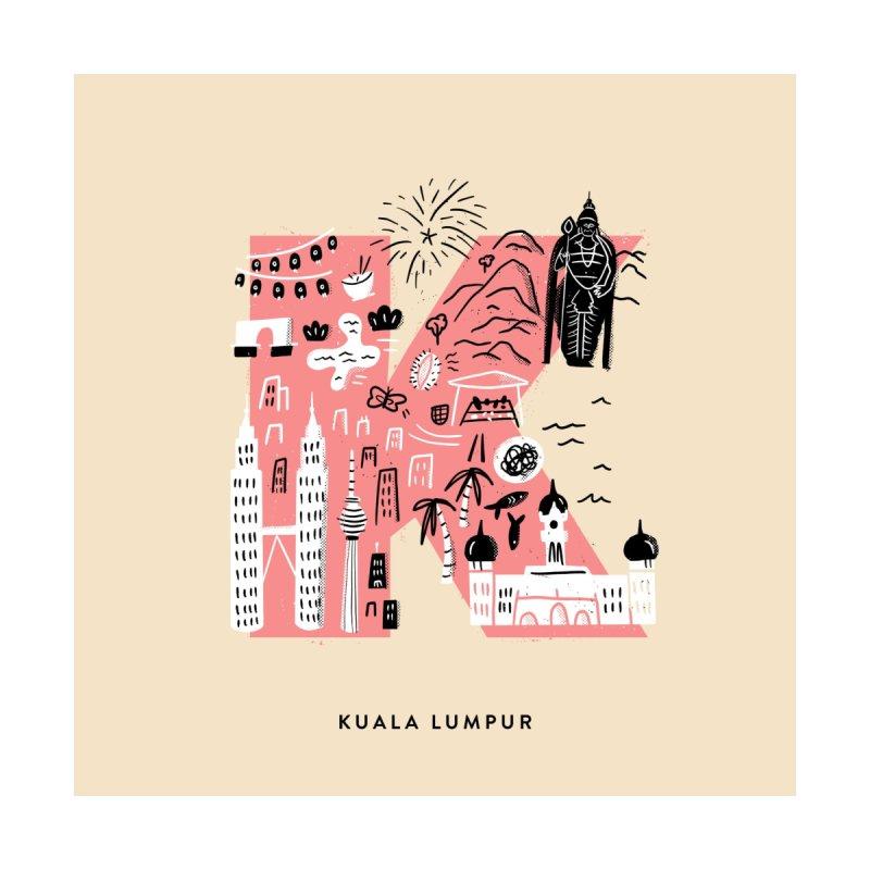 Kuala Lumpur by Katie Lukes