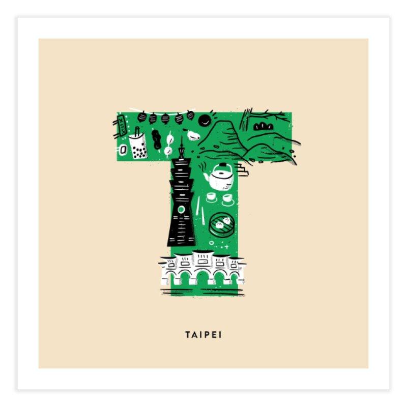 Taipei Home Fine Art Print by Katie Lukes