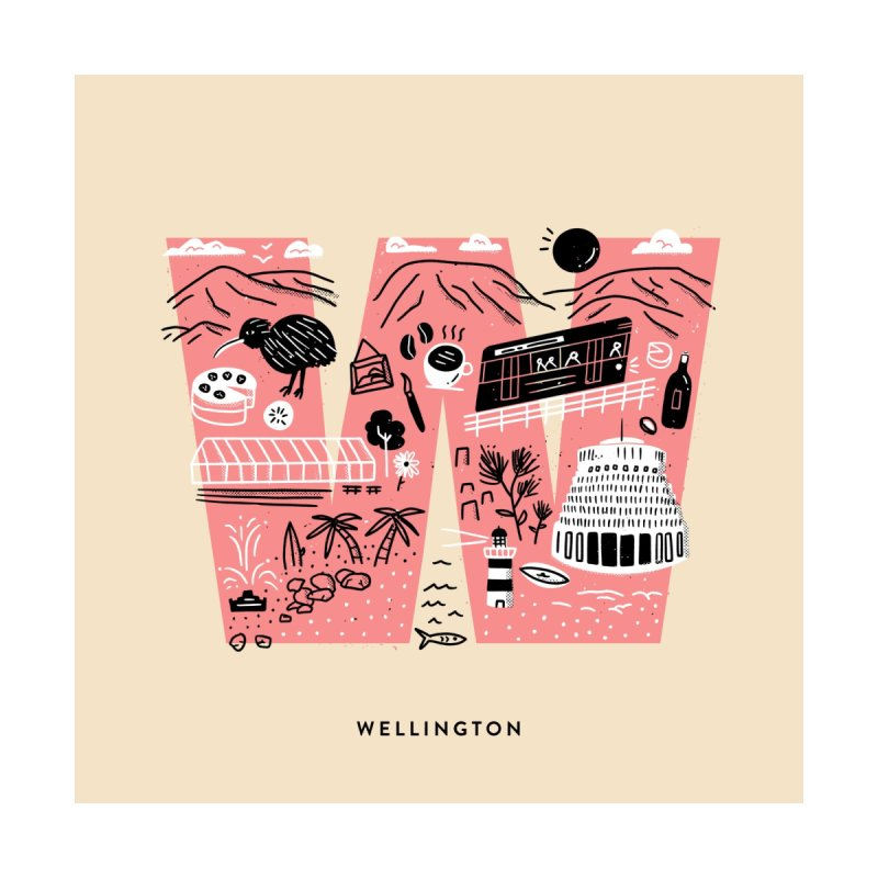 Wellington by Katie Lukes