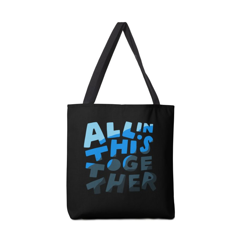 All In This Together Accessories Bag by Katie Lukes