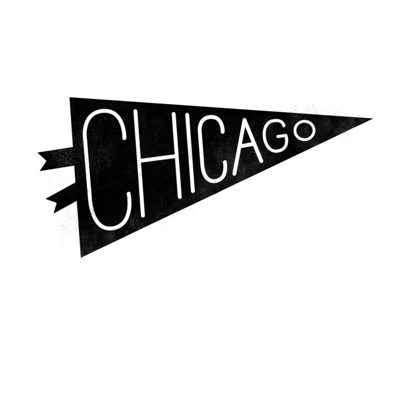 Chicago Pride Men's T-Shirt by Katie Lukes
