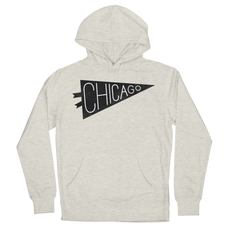 Chicago Pride Women's Pullover Hoody by Katie Lukes