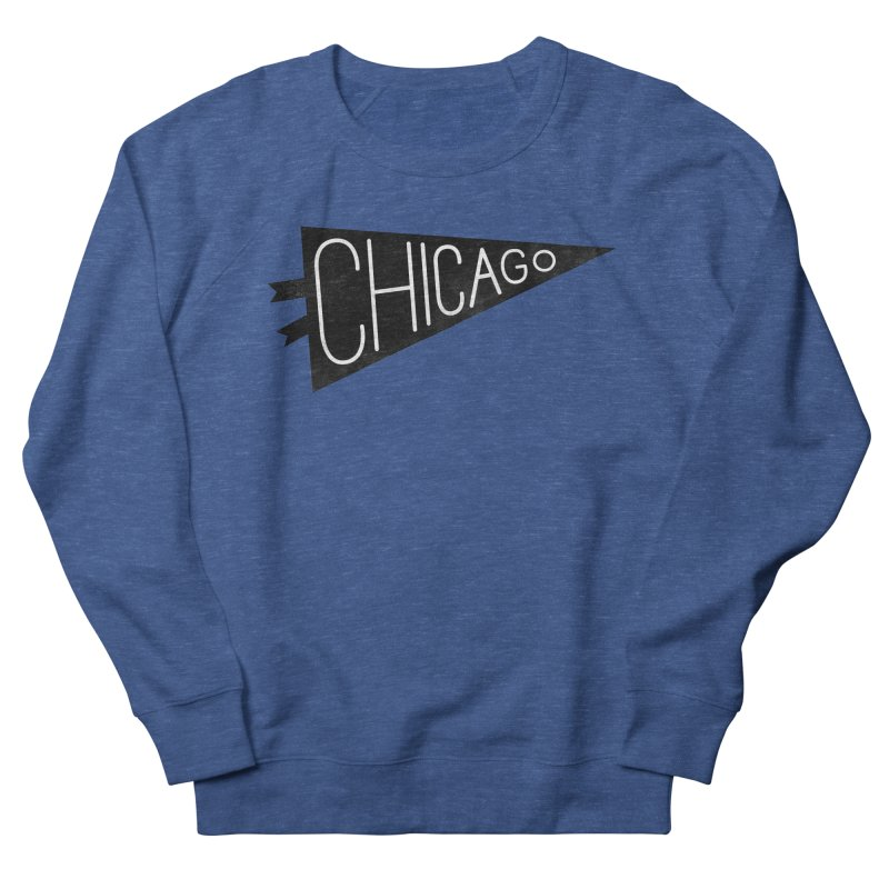 Chicago Pride Men's Sweatshirt by Katie Lukes