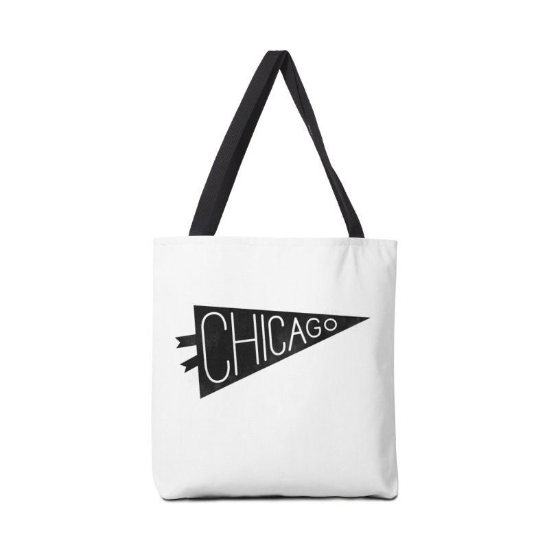 Chicago Pride Accessories Tote Bag Bag by Katie Lukes