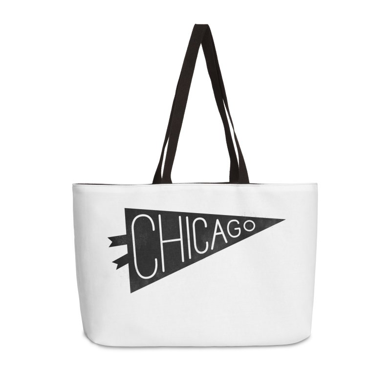 Chicago Pride Accessories Bag by Katie Lukes