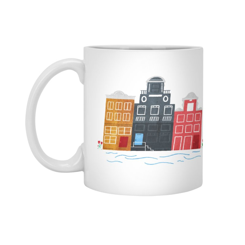 Amsterdam Accessories Standard Mug by Katie Lukes