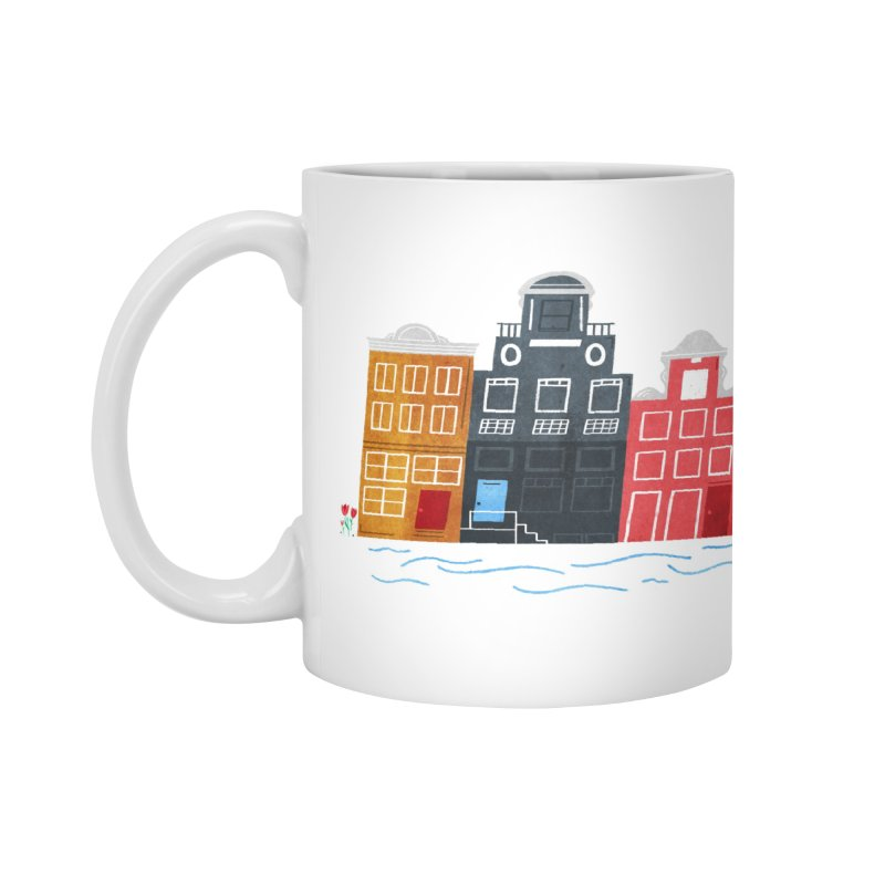 Amsterdam Accessories Mug by Katie Lukes