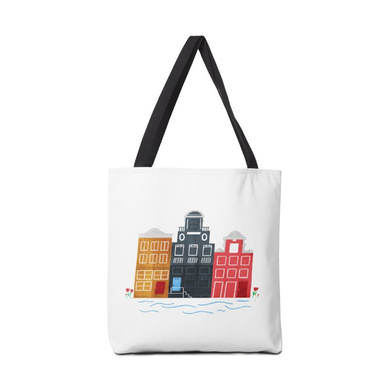 Amsterdam Accessories Tote Bag Bag by Katie Lukes