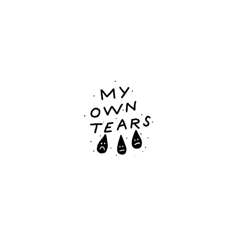 My Own Tears Accessories Mug by Katie Lukes