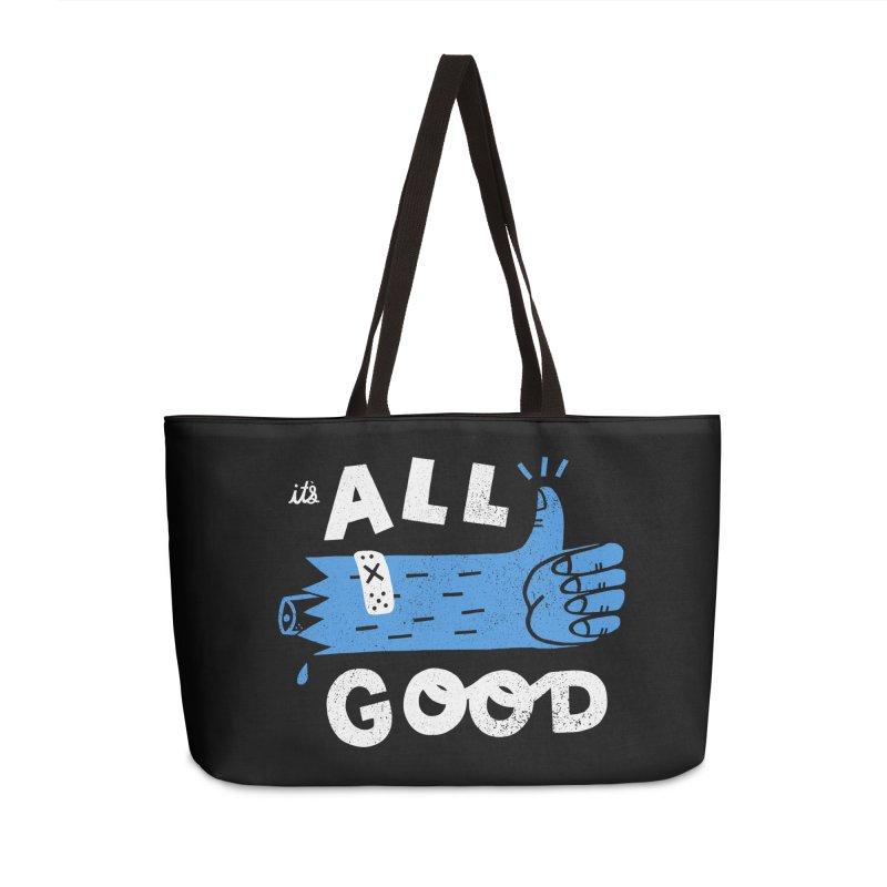 It's All Good Accessories Weekender Bag Bag by Katie Lukes