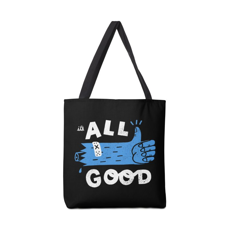 It's All Good Accessories Tote Bag Bag by Katie Lukes