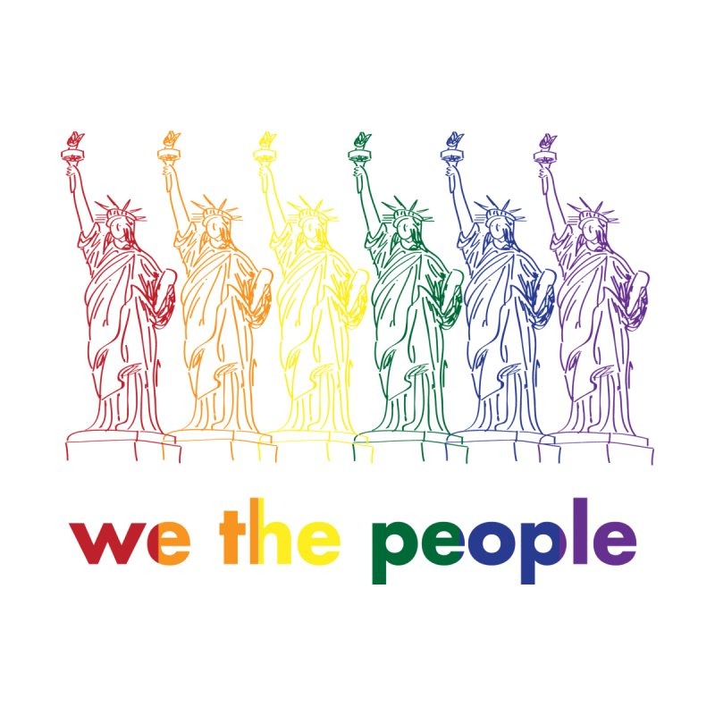 we the people   by Katie McMurry's Artist Shop