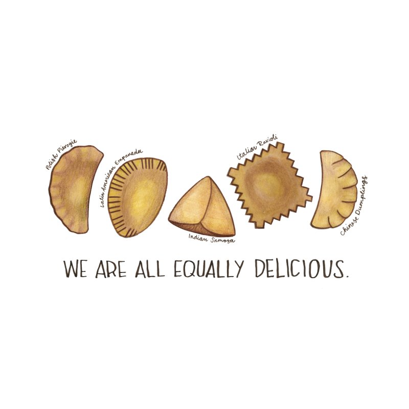 Equally Delicious by Katie McMurry's Artist Shop