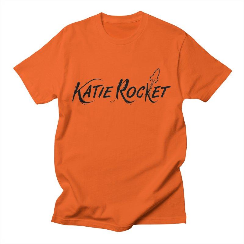 Katie Rocket Men's T-Shirt by Katie Rocket's Artist Shop