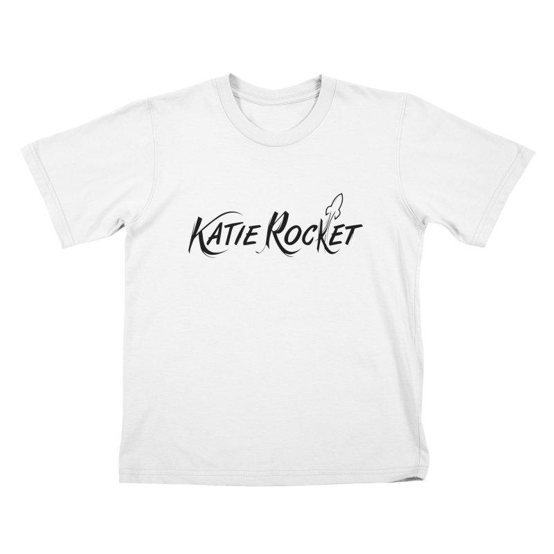 Katie Rocket Kids T-Shirt by Katie Rocket's Artist Shop