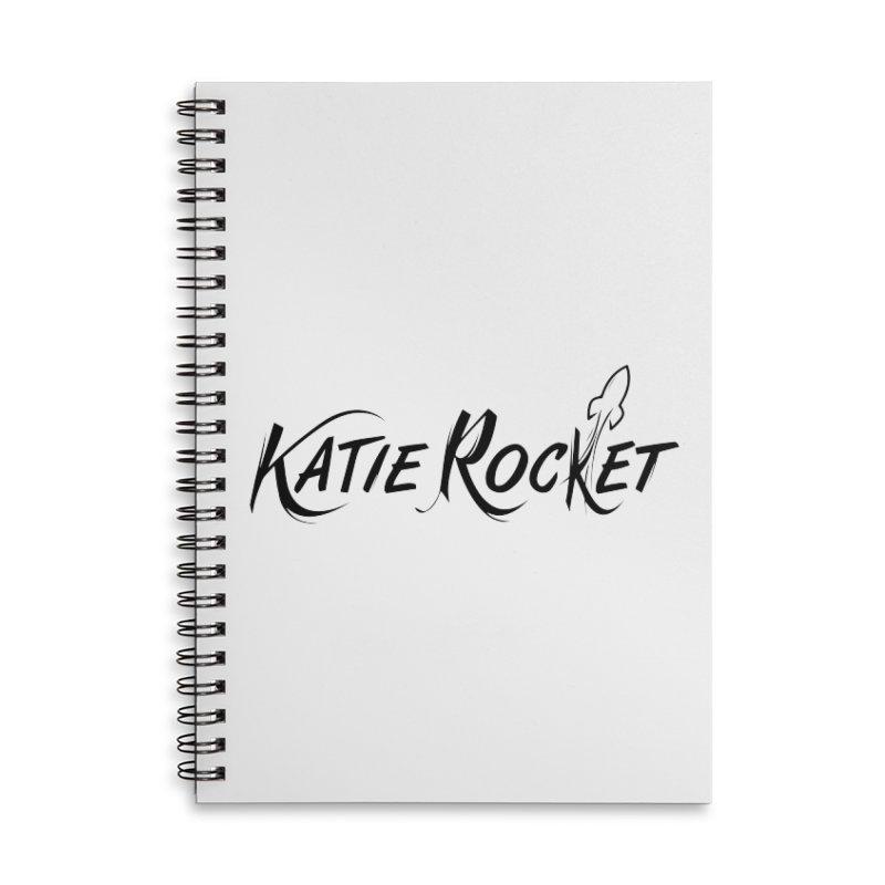 Katie Rocket Accessories Notebook by Katie Rocket's Artist Shop