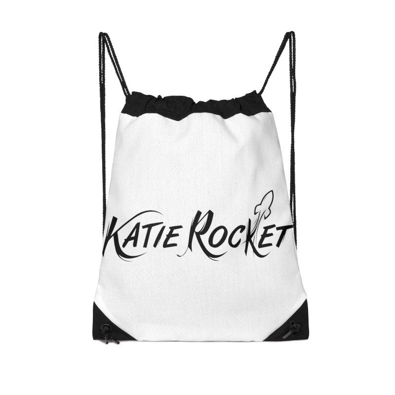 Katie Rocket Accessories Bag by Katie Rocket's Artist Shop