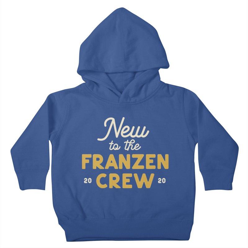 Franzen Crew Kids Toddler Pullover Hoody by Katie Rose's Artist Shop