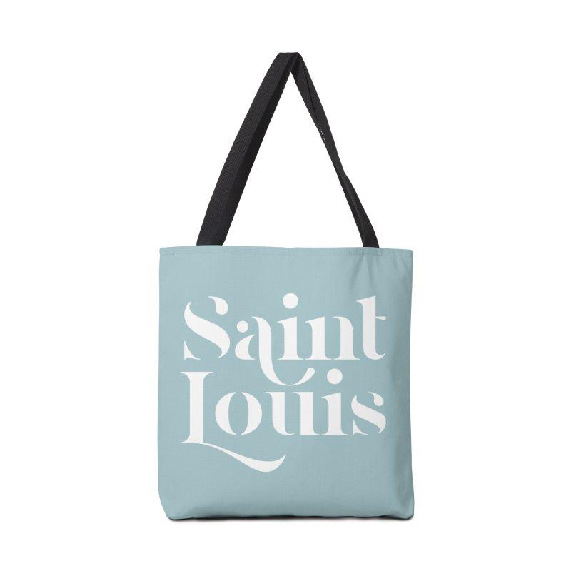 SAINT LOUIS Accessories Bag by Katie Rose's Artist Shop
