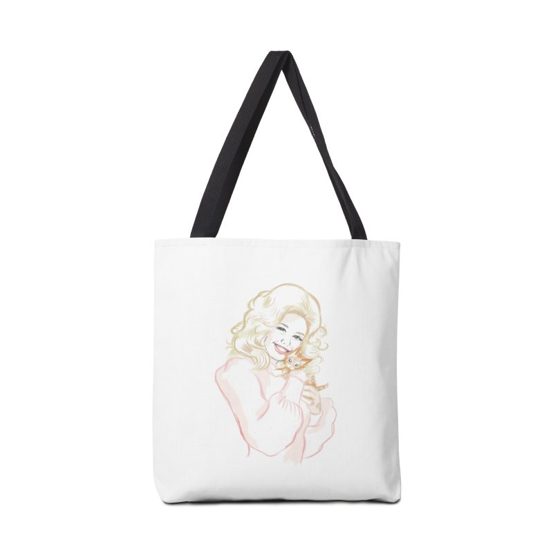 Dolly Accessories Bag by Katie Rose's Artist Shop