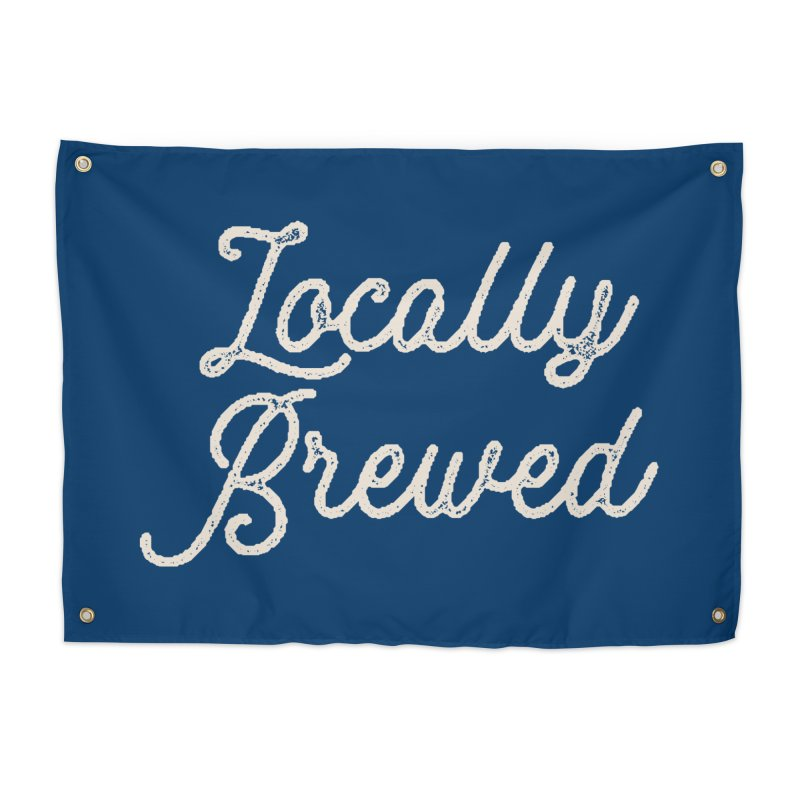 Locally Brewed Home Tapestry by Katie Rose's Artist Shop
