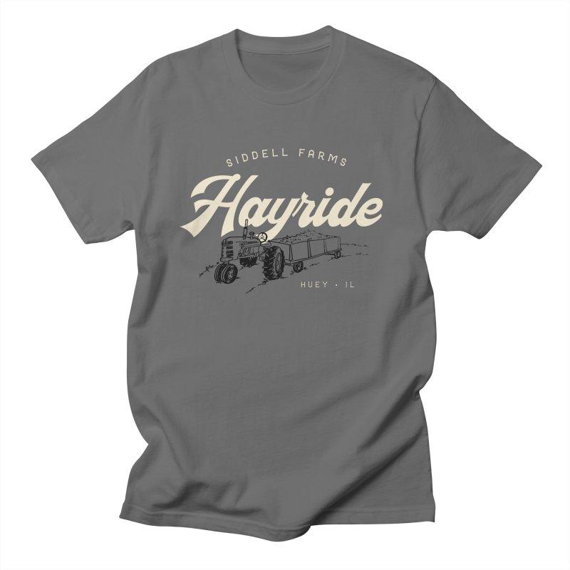 Hayride Men's T-Shirt by Katie Rose's Artist Shop