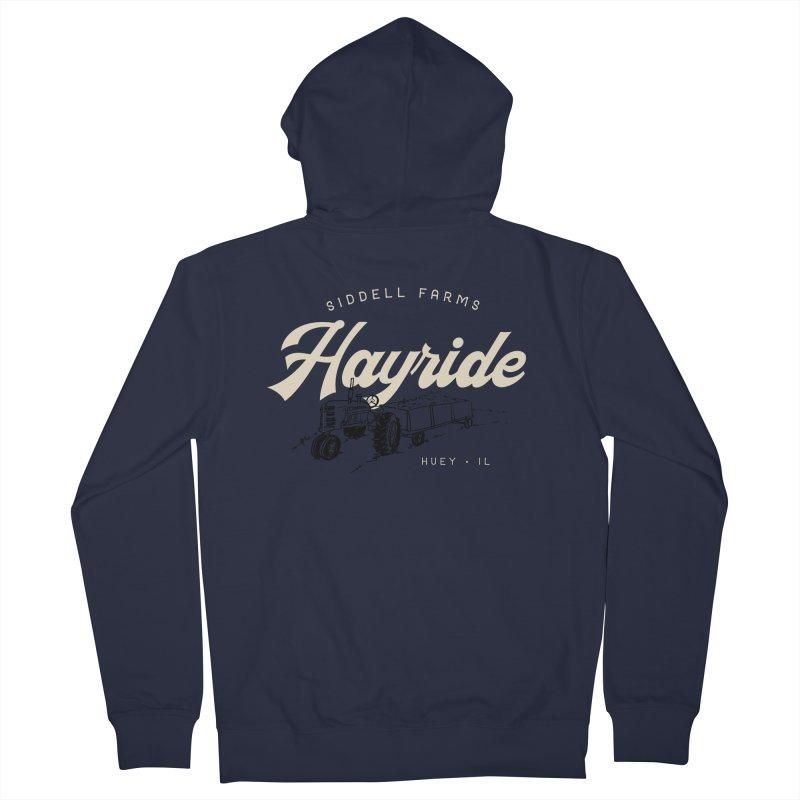 Hayride Women's Zip-Up Hoody by Katie Rose's Artist Shop