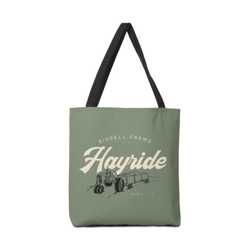 Hayride Accessories Bag by Katie Rose's Artist Shop