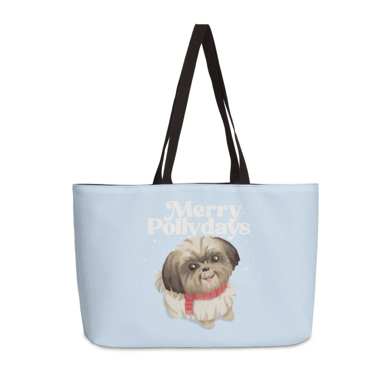 Polly Days Accessories Bag by Katie Rose's Artist Shop