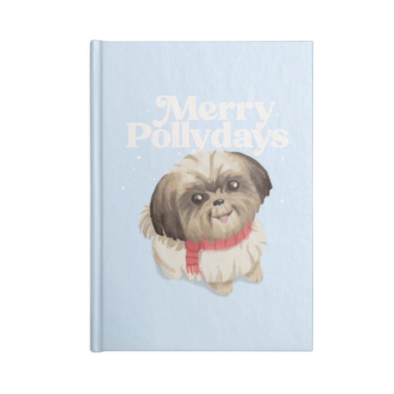 Polly Days Accessories Notebook by Katie Rose's Artist Shop