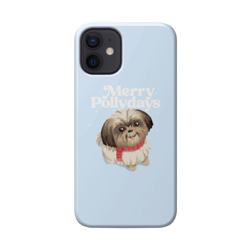Polly Days Accessories Phone Case by Katie Rose's Artist Shop