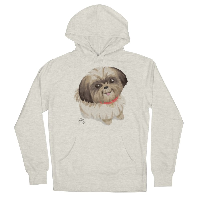 Polly Men's Pullover Hoody by Katie Rose's Artist Shop