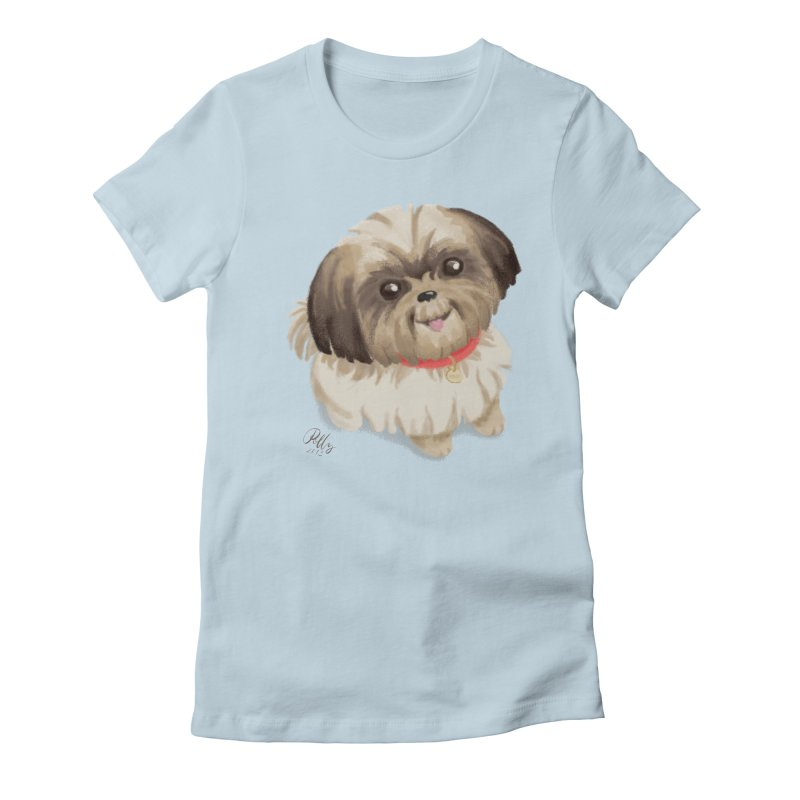 Polly Women's T-Shirt by Katie Rose's Artist Shop