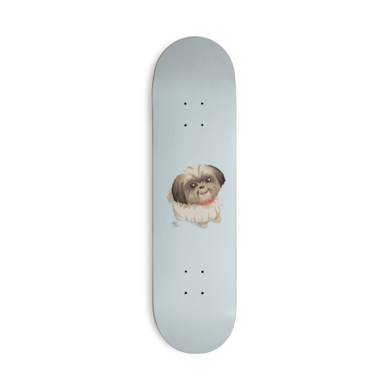 Polly Accessories Skateboard by Katie Rose's Artist Shop