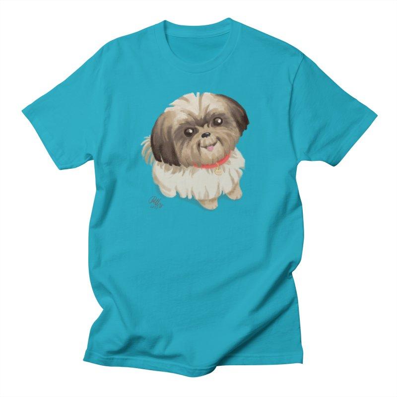 Polly Men's T-Shirt by Katie Rose's Artist Shop