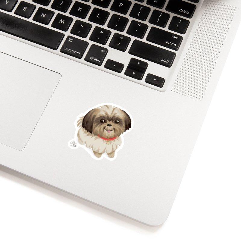 Polly Accessories Sticker by Katie Rose's Artist Shop