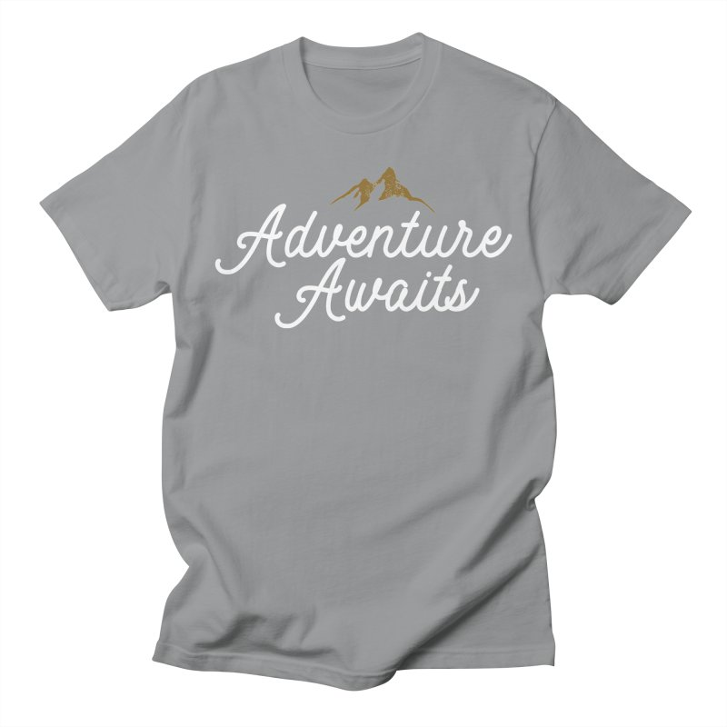 Adventure Awaits Women's Regular Unisex T-Shirt by Katie Rose's Artist Shop