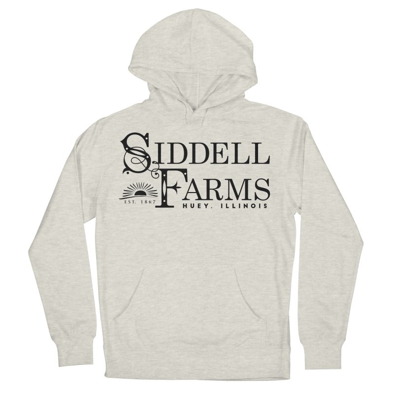 Siddell Farms Women's French Terry Pullover Hoody by Katie Rose's Artist Shop