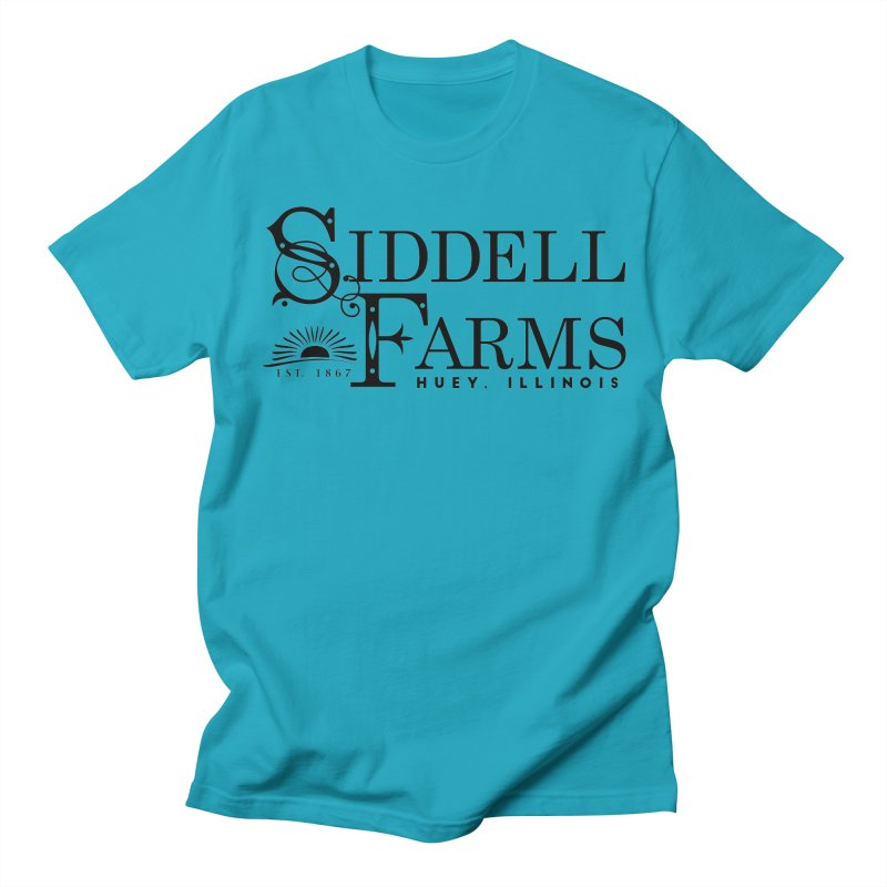 Siddell Farms Women's Regular Unisex T-Shirt by Katie Rose's Artist Shop