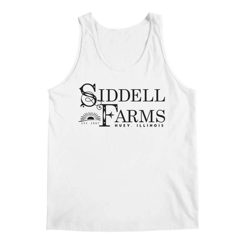 Siddell Farms Men's Tank by Katie Rose's Artist Shop