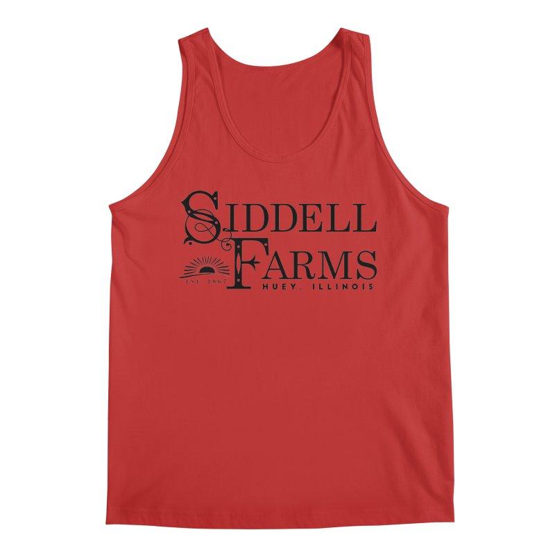 Siddell Farms Men's Regular Tank by Katie Rose's Artist Shop