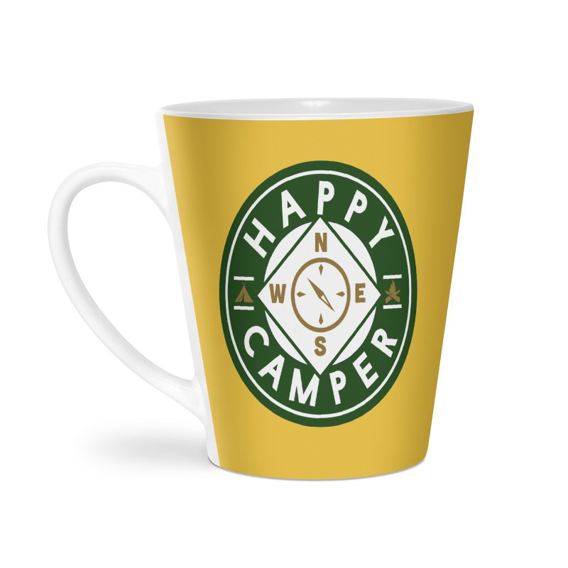 Happy Camper Accessories Mug by Katie Rose's Artist Shop