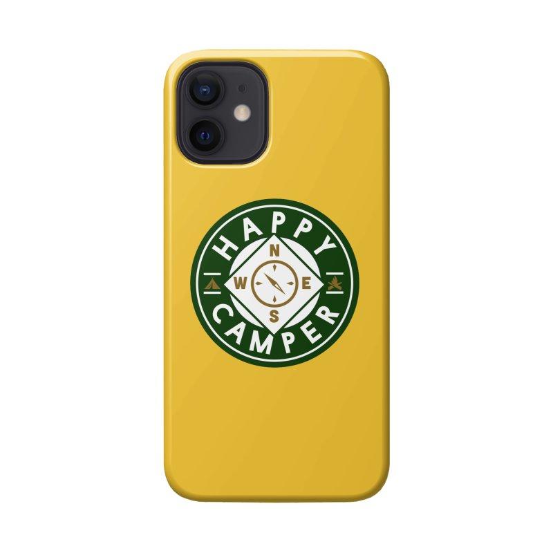 Happy Camper Accessories Phone Case by Katie Rose's Artist Shop