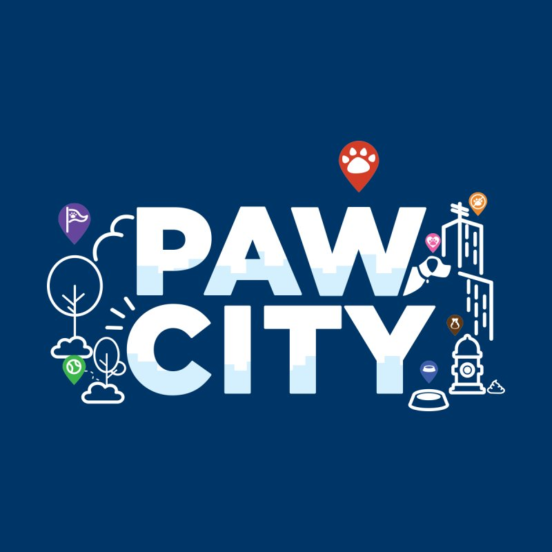 Paw City by Katie Rose's Artist Shop