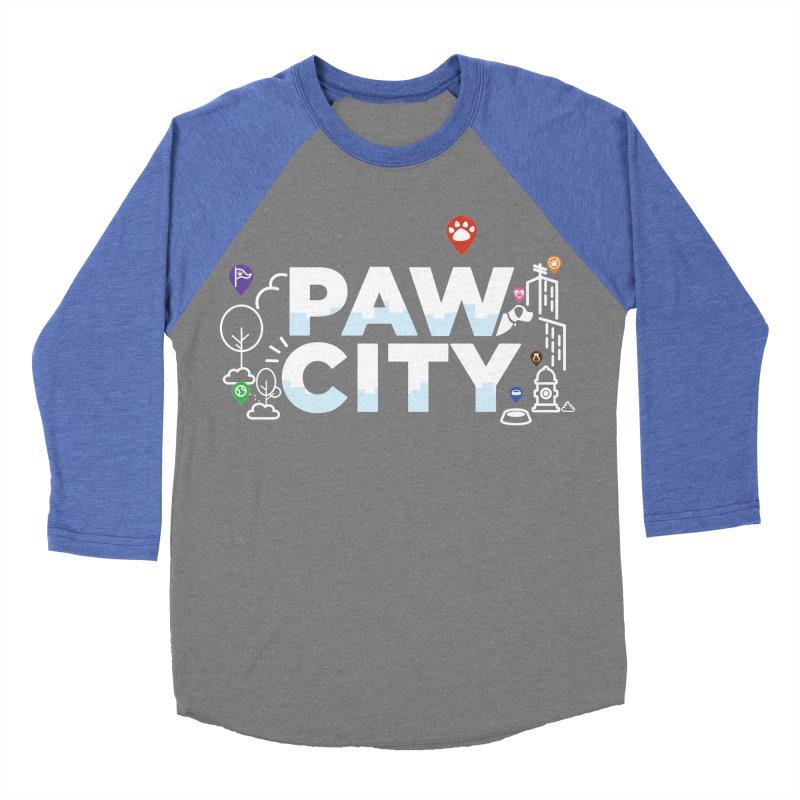 Paw City Women's Longsleeve T-Shirt by Katie Rose's Artist Shop