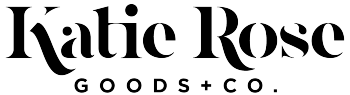 Katie Rose's Artist Shop Logo