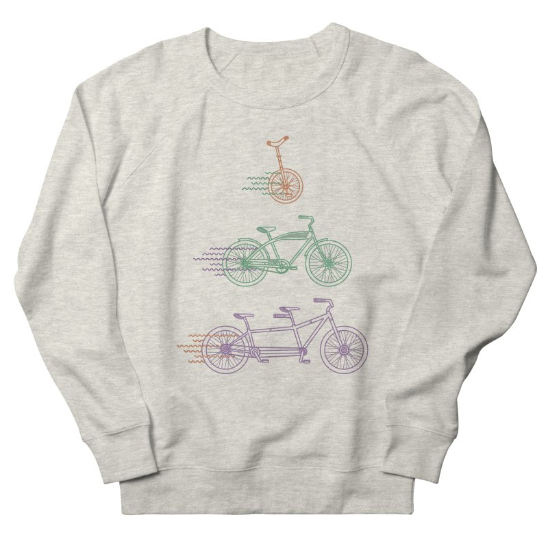Here We Go Men's Sweatshirt by Kat Manor's Artist Shop