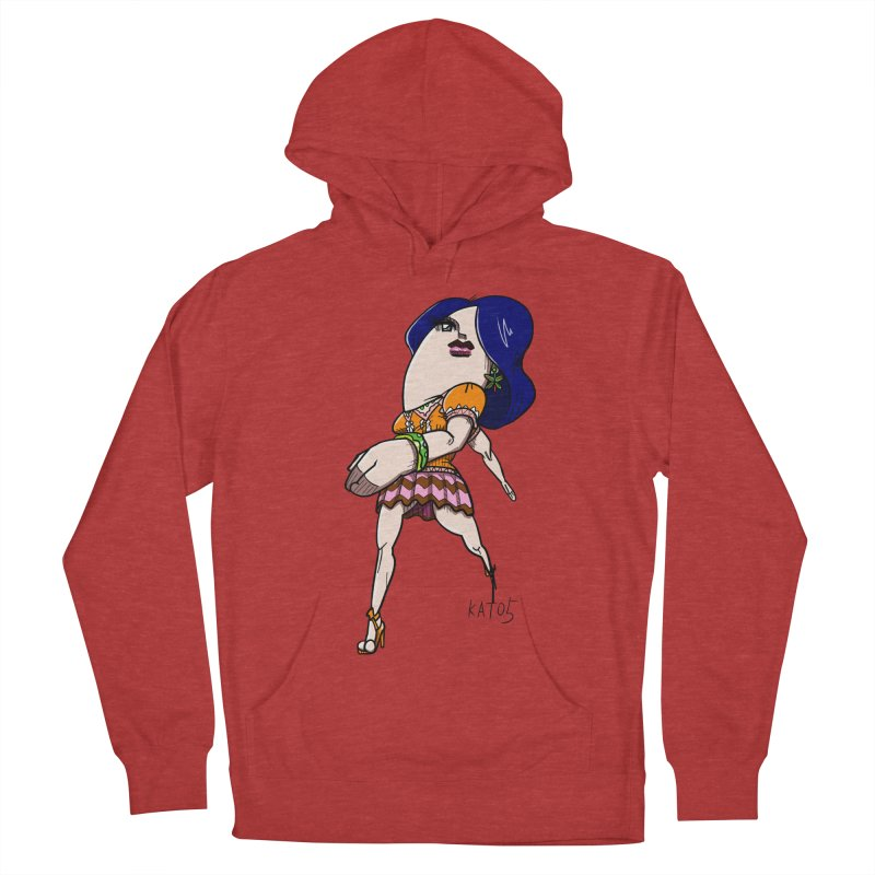 kato5sLady 1 Men's French Terry Pullover Hoody by kato5's Shop